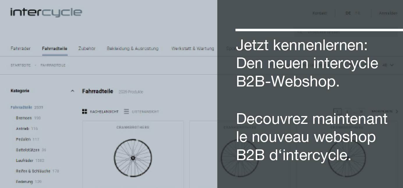 Webshop Ablösung - Hinweis auf Beta Shop
